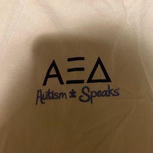 AXID - Alpha Xi Delta shirt COMFORT COLORS